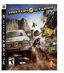 Motorstorm, developed by Evolution Studios
