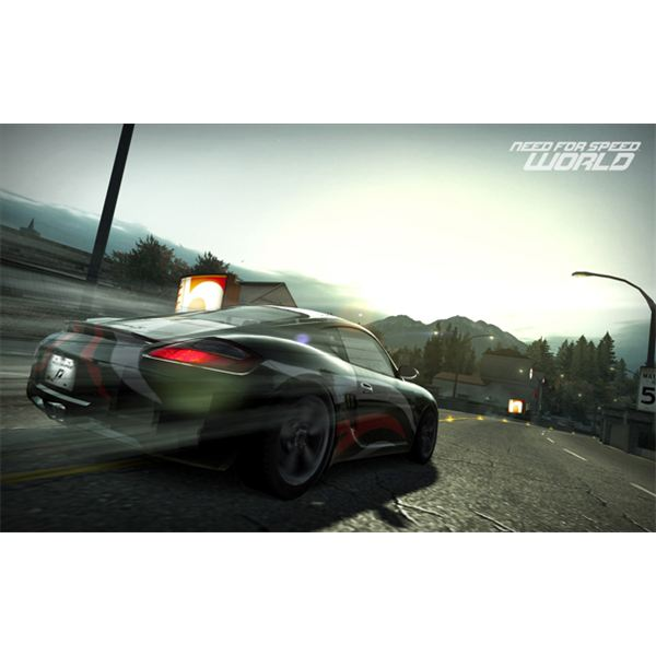 Need for Speed World Preview: Drivers, Leveling, Racing, and Pursuits