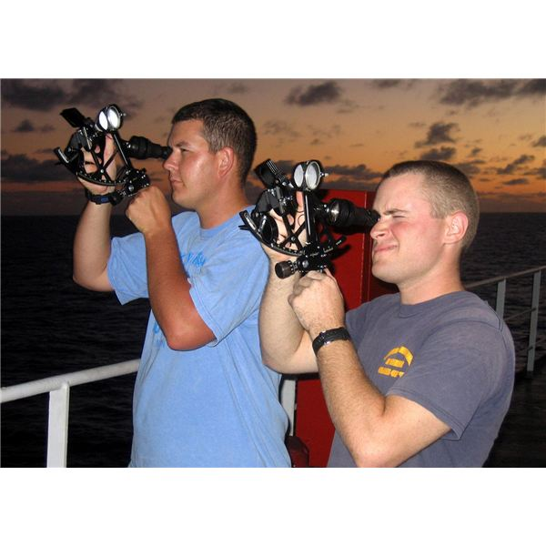 Maritime Jobs: Sea cadets - the future marine masters,