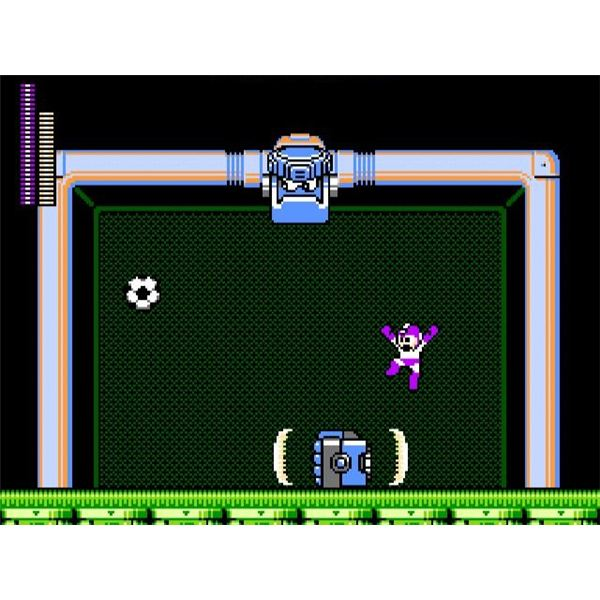 Mega Man 10 Wiiware Wii Review -- 8-bit style gaming done the right way