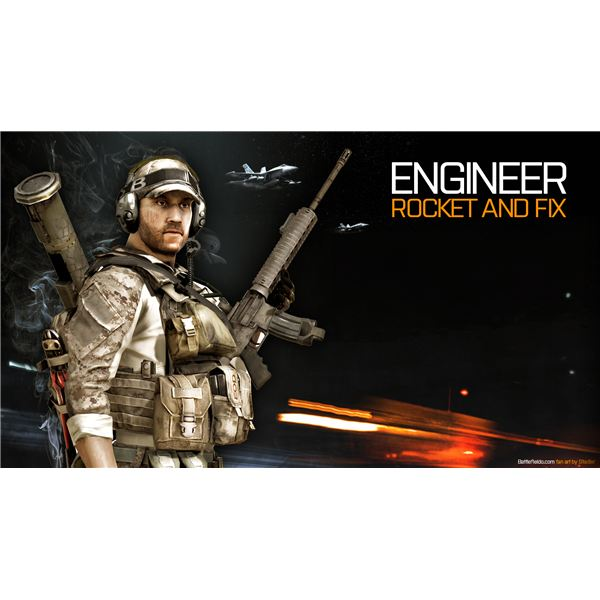 Battlefield 3 Engineer