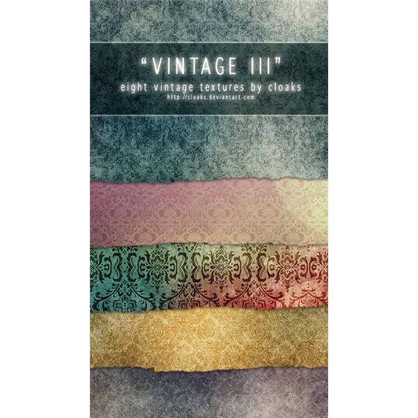 Vintage III Texture Pack by cloaks