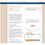 Blogger.com Uses OpenID login system