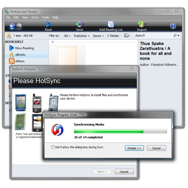 Sync to Install
