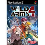 Wild Arms 4 cover art