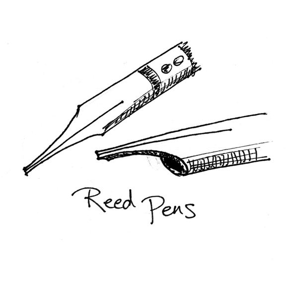 Reed Pens