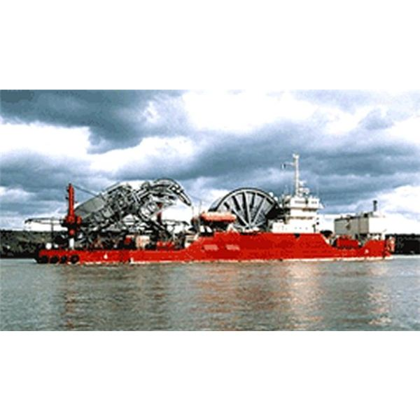 Subsea Pipelaying Vessel