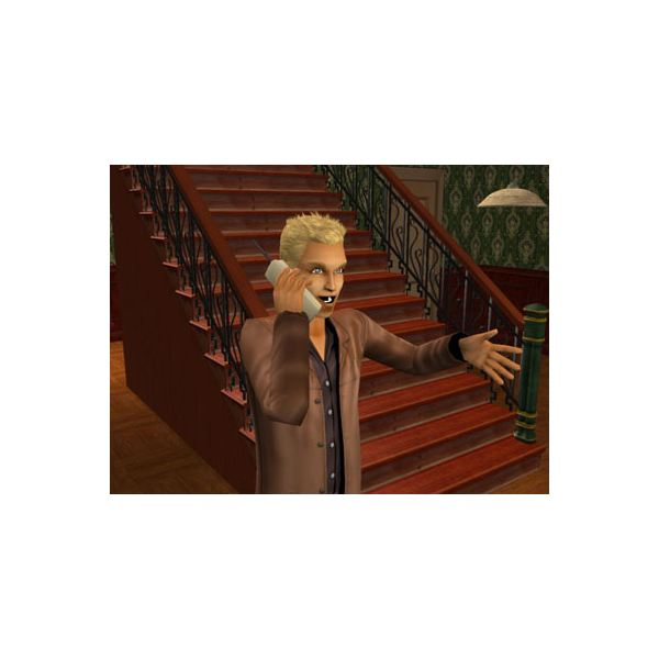 Malcolm Landgraab IV from Sims 2