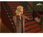Malcolm Landgraab IV from Sims 2