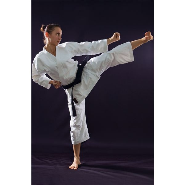 Different Types of Tae Kwon Do Kicks : Combining Self-Defense and Fitness