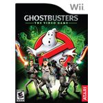 Ghostbusters Nintendo Wii cover