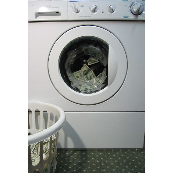 How to start an at home laundry business: make money from your washer and dryer.
