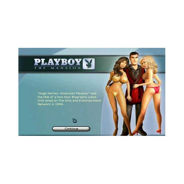 Playboy the Mansion Walkthrough Chapters 1 & 2