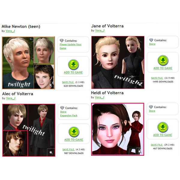 The Sims 3 Downloads
