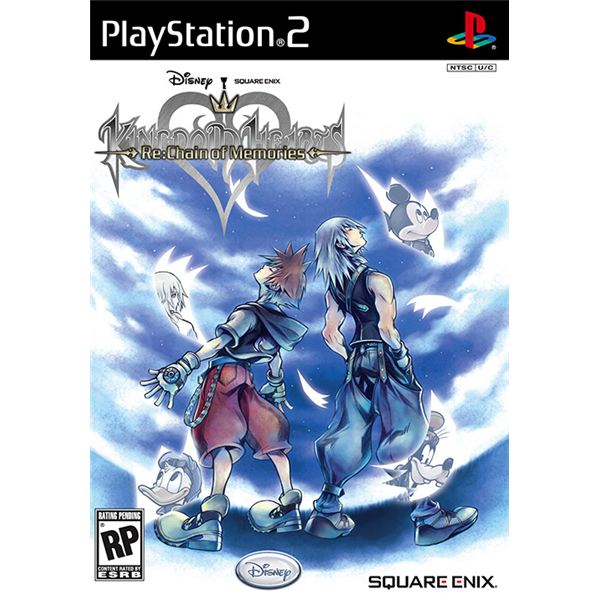 PlayStation 2 Game Reviews: Kingdom Hearts: RE: Chain of Memories Review