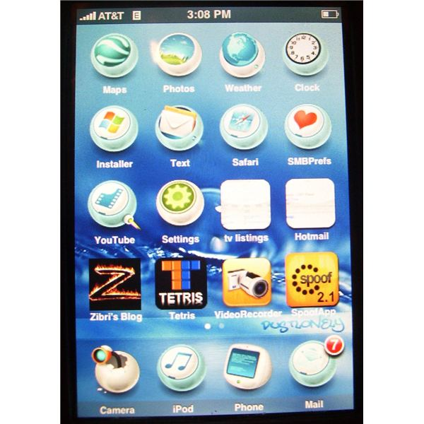 How to JailBreak an iPhone Quickly Using Ziphone 3 0