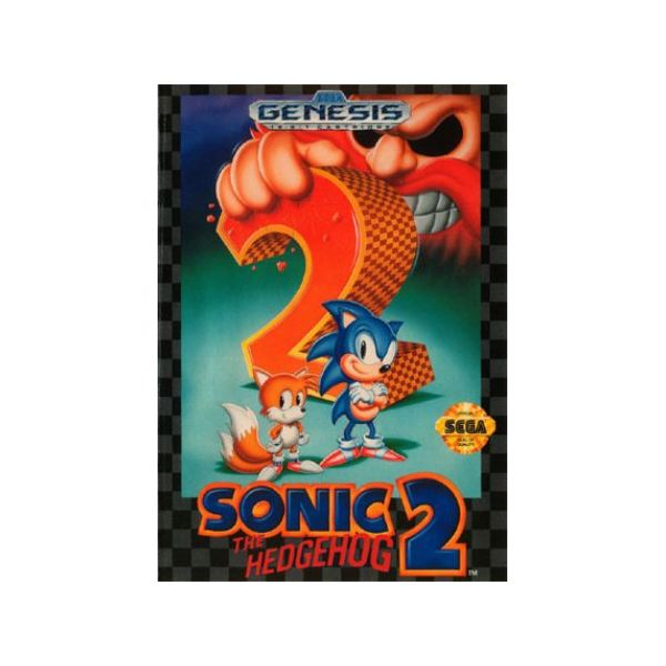 Sonic 2 Virtual Console Review - 2D Platform Fans Should Download Sonic the Hedgehog 2
