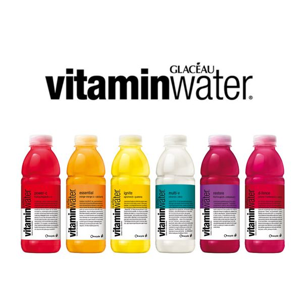 Vitamin Water Nutrition Facts