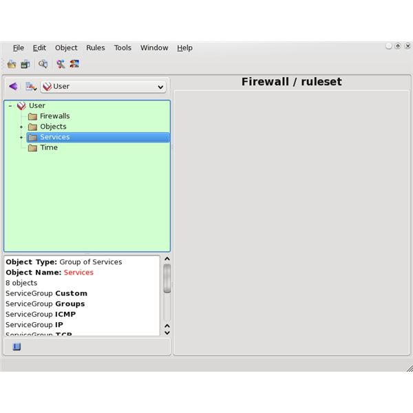 Create A Simple, Yet Protective Firewall With Fwbuilder