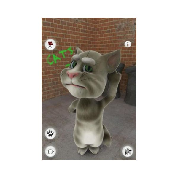 Top Android Applications - Talking Tom Cat