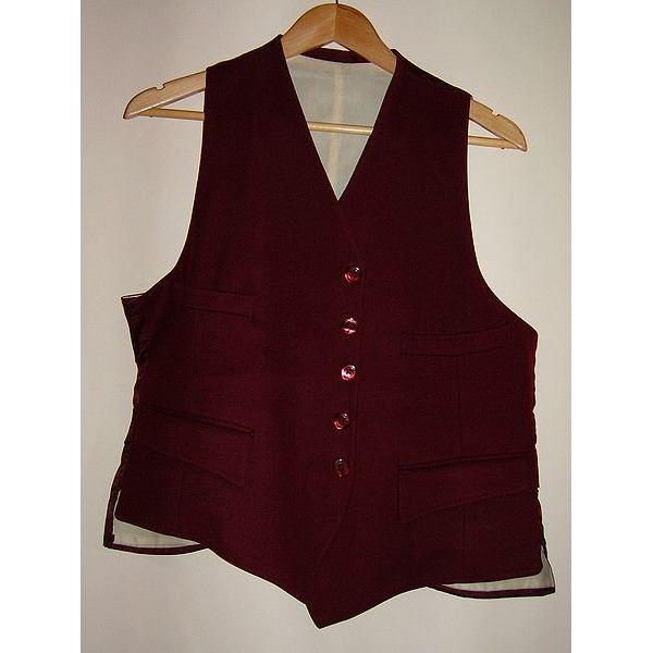 """Traditional waistcoat"" by Gerry Lynch/Wikimedia Commons"