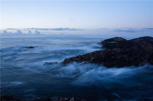 A Twilight Seascape