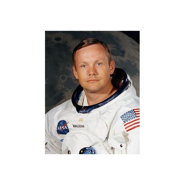 Neil Armstrong Facts: The First Man on the Moon's