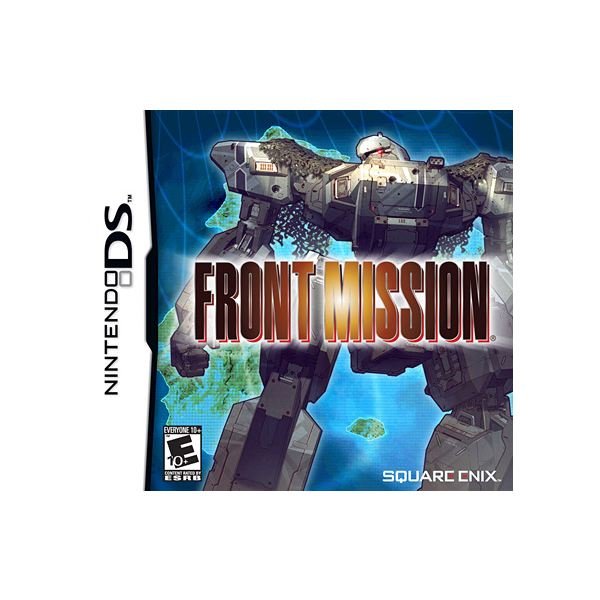 Front Mission DS cover art