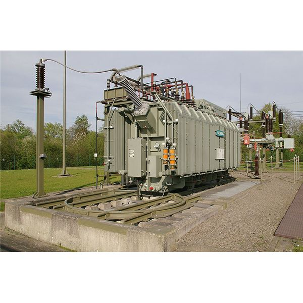 Power Substation-Generation Station Transformer