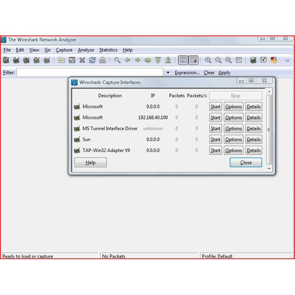 Sniffing Passwords With Wireshark
