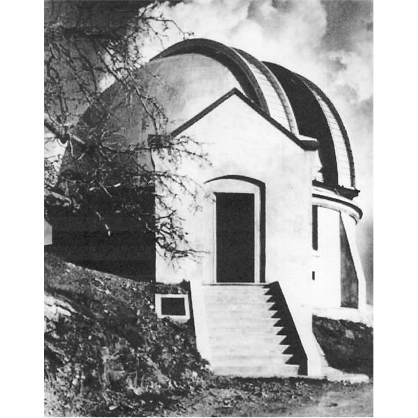 the Lick 36-inch oobservatory