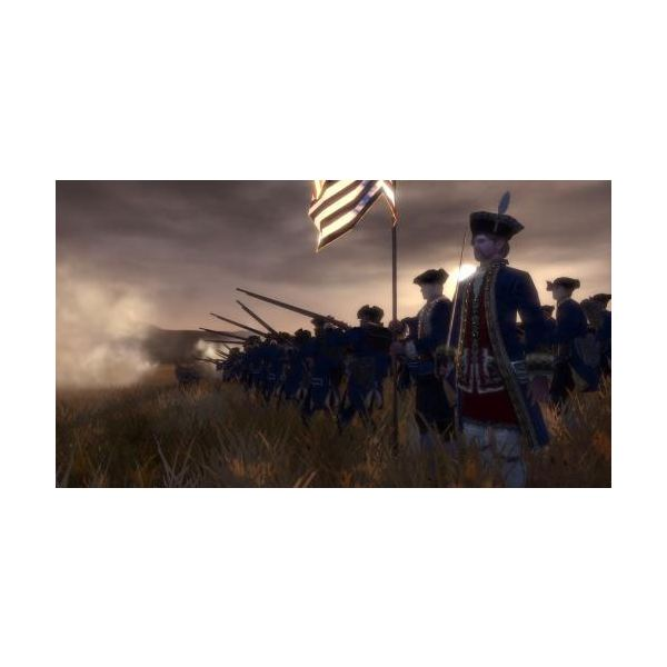 Road to Independence Campaign in Empire: Total War