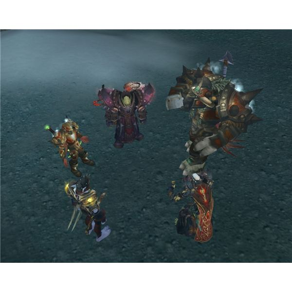 WoW Trial of the Crusader Raid Guide - Faction Champions Horde and Alliance