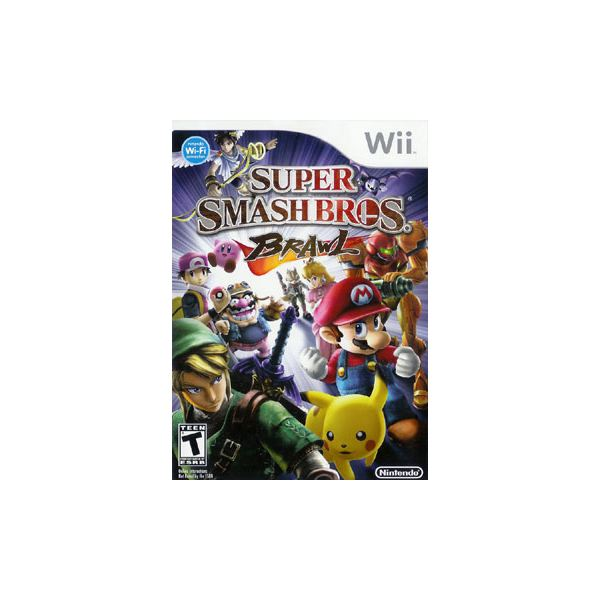 Super Smash Bros. Brawl Review for Nintendo Wii
