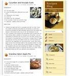 recipes-blog