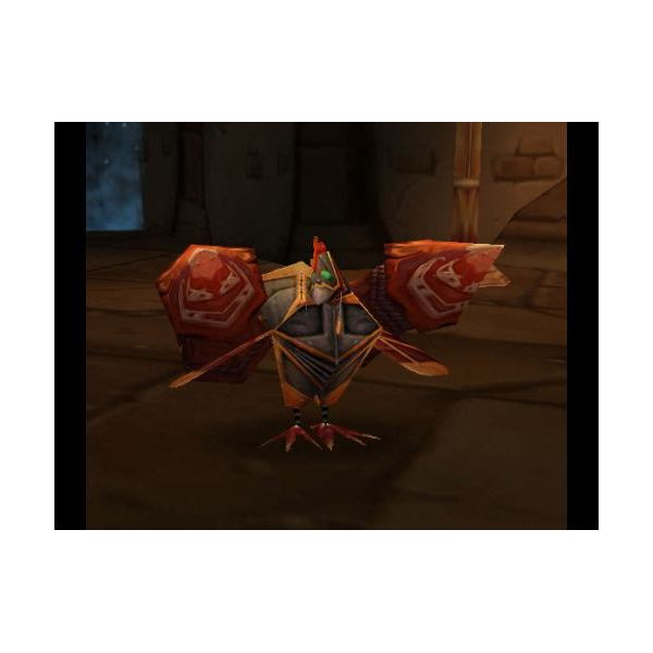 World of Warcraft Rocket Chicken Pet
