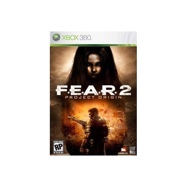 Strategy Guide for FEAR 2: Project Origin on Xbox 360