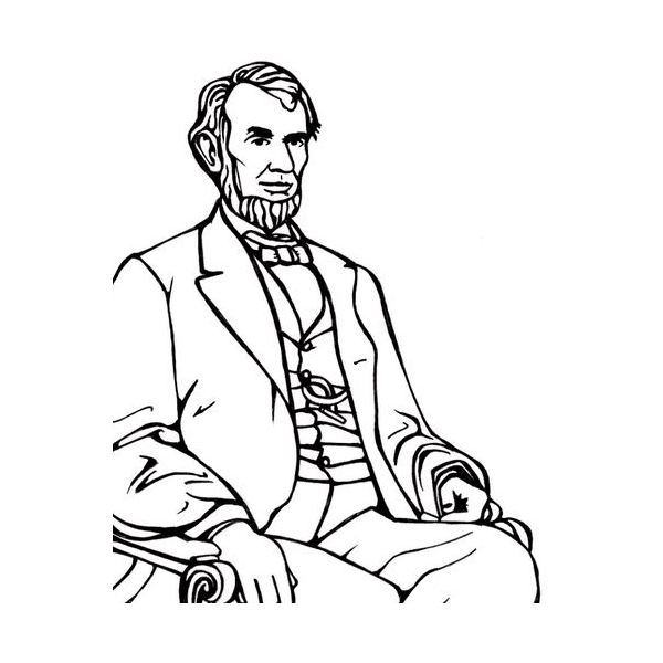 Guide to Free President Lincoln Coloring Sheets You Can Use ...