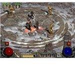 An Assassin Stalks Her Prey in the Diablo Battle Chest
