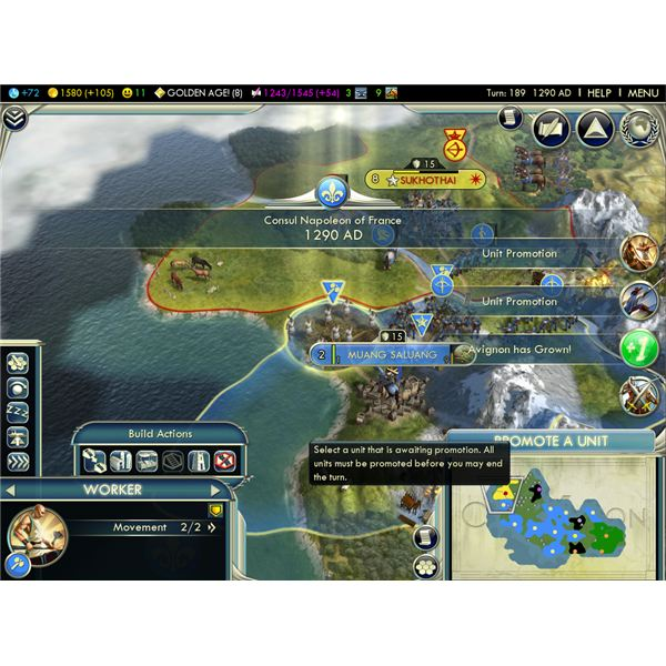 Civilization 5 Victory Conditions Explained - Domination Victory