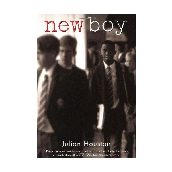 New Boy by Julian Houston