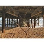 800px-Beneath Eastbourne Pier - geograph.org.uk - 1739744