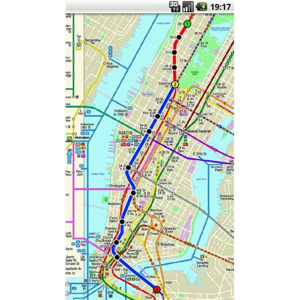 Best Nyc Map App.Best Nyc Subway App For Android Phone