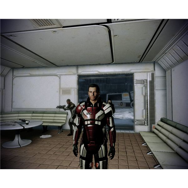 Mass Effect 3 Characters Compared To Mass Effect 2 Characters