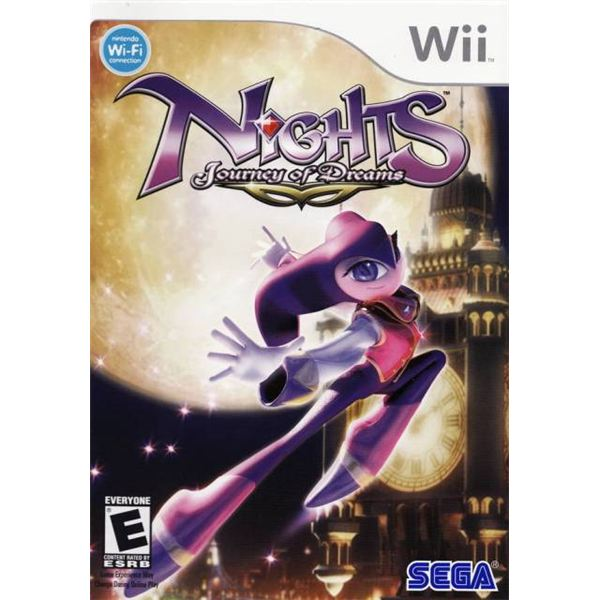 NiGHTS: Journey of Dreams - Nintendo Wii Review