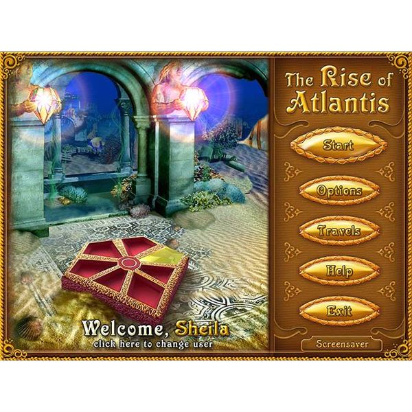 Hints and Tips for the Rise of Atlantis Game - Exploiting Charge-Ups and Bonus Items for Higher Winning Scores