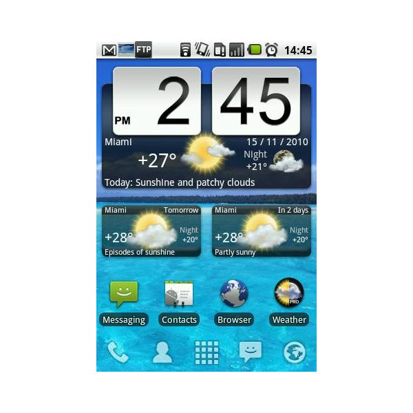 The Best Android Weather Widget Options