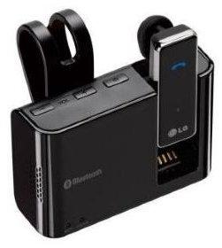 LG HBM-800 bluetooth headset and car kit