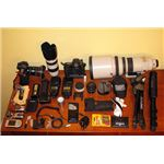 Serious Sports Photography Gear