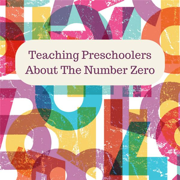 teaching kids about the number zero preschool activities lesson ideas